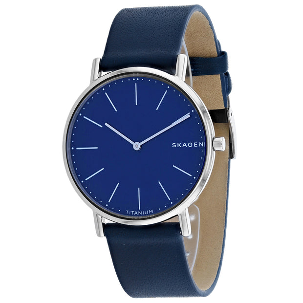 Skagen Men's Signatur Blue Watch - SKW6481