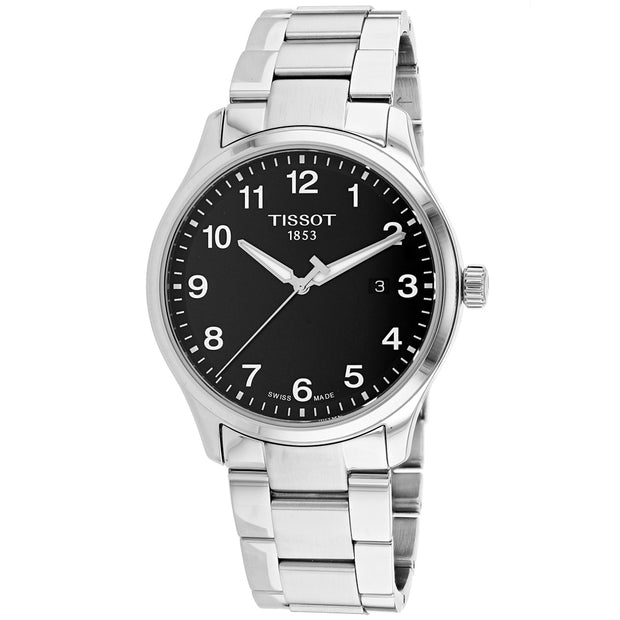 Tissot Men's XL Classic Black Dial Watch - T1164101105700