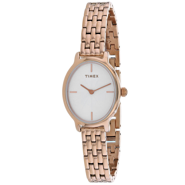 Timex Women's Classic White Dial Watch - TW2R94000