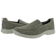 Rockport Mens City Edge Slip On Nubuck Loafer Slip-On Shoes