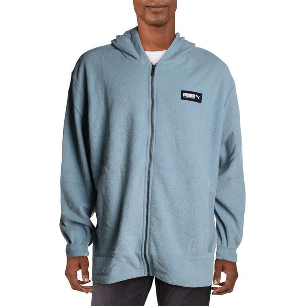 Fusion Mens Insulated Regular Fit Hoodie