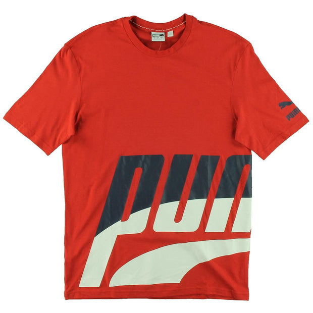 Puma Mens Loud Pack Running Fitness T-Shirt
