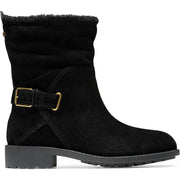 Cole Haan Womens Quiana Faux Fur Cold Weather Dress Boots
