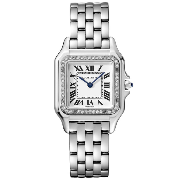 Cartier Women's Panthere White Watch - W4PN0008