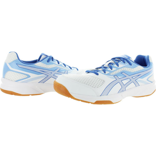 Upcourt 2 Womens Low Top Non Marking Sole Volleyball Shoes