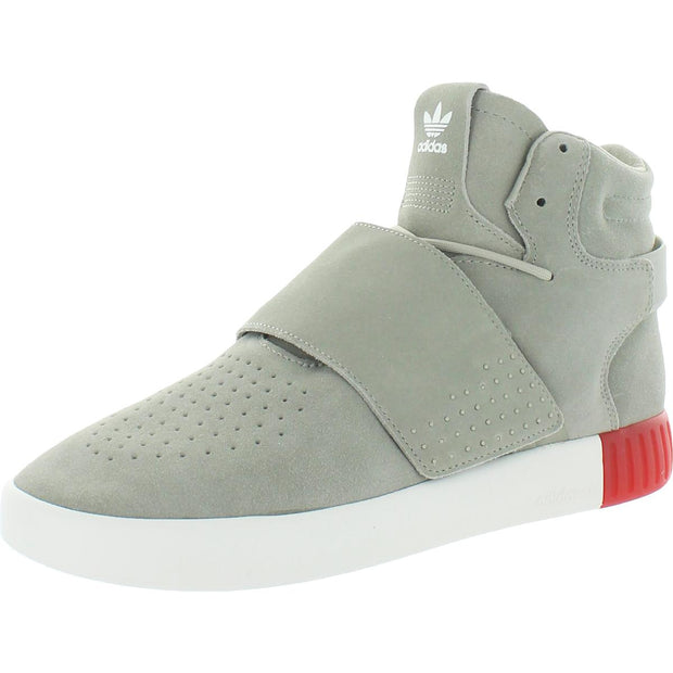 Tubular Invader Strap Mens Lifestyle High Top Fashion Sneakers