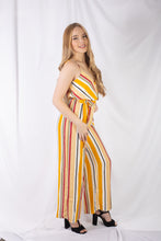 Load image into Gallery viewer, Striped Jumpsuit