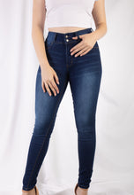 Load image into Gallery viewer, 2 Button Sandblast Jean