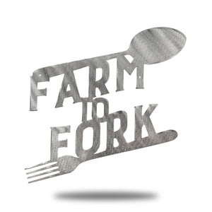Farm to Fork - Redline Steel