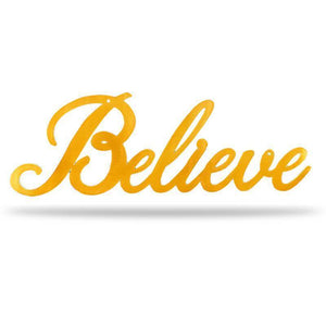 Believe - Redline Steel