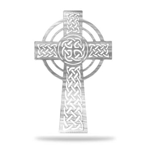 Celtic Cross - Redline Steel
