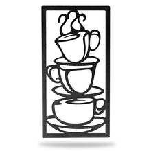 Load image into Gallery viewer, Coffee Cup - Stack - Redline Steel