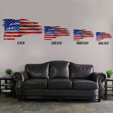 Load image into Gallery viewer, Distressed Battle Flag (Multi Color Option) - Redline Steel