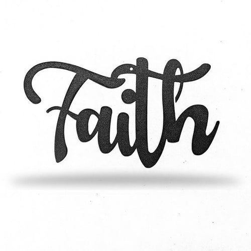 Faith - Redline Steel
