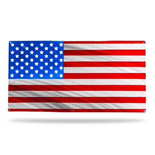 Rectangle Flag (Multi Color Option) - Redline Steel