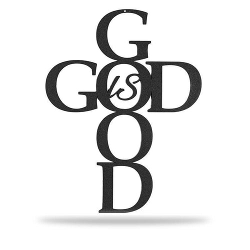 God is Good - Redline Steel