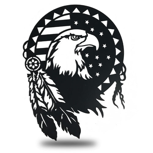 Eagle - Pride - Redline Steel