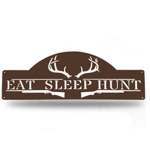 Load image into Gallery viewer, EAT SLEEP HUNT - Redline Steel