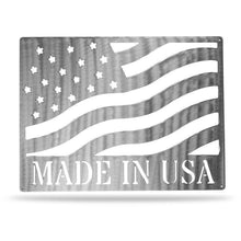 Load image into Gallery viewer, Made in USA Flag - Redline Steel