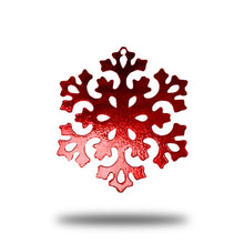 Load image into Gallery viewer, Snowflake - Redline Steel