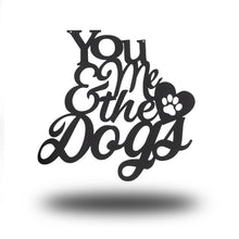 Load image into Gallery viewer, You Me & The Dogs - Redline Steel