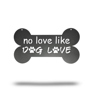 No Love Like Dog Love - Redline Steel