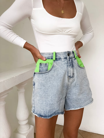 All Out Denim Shorts