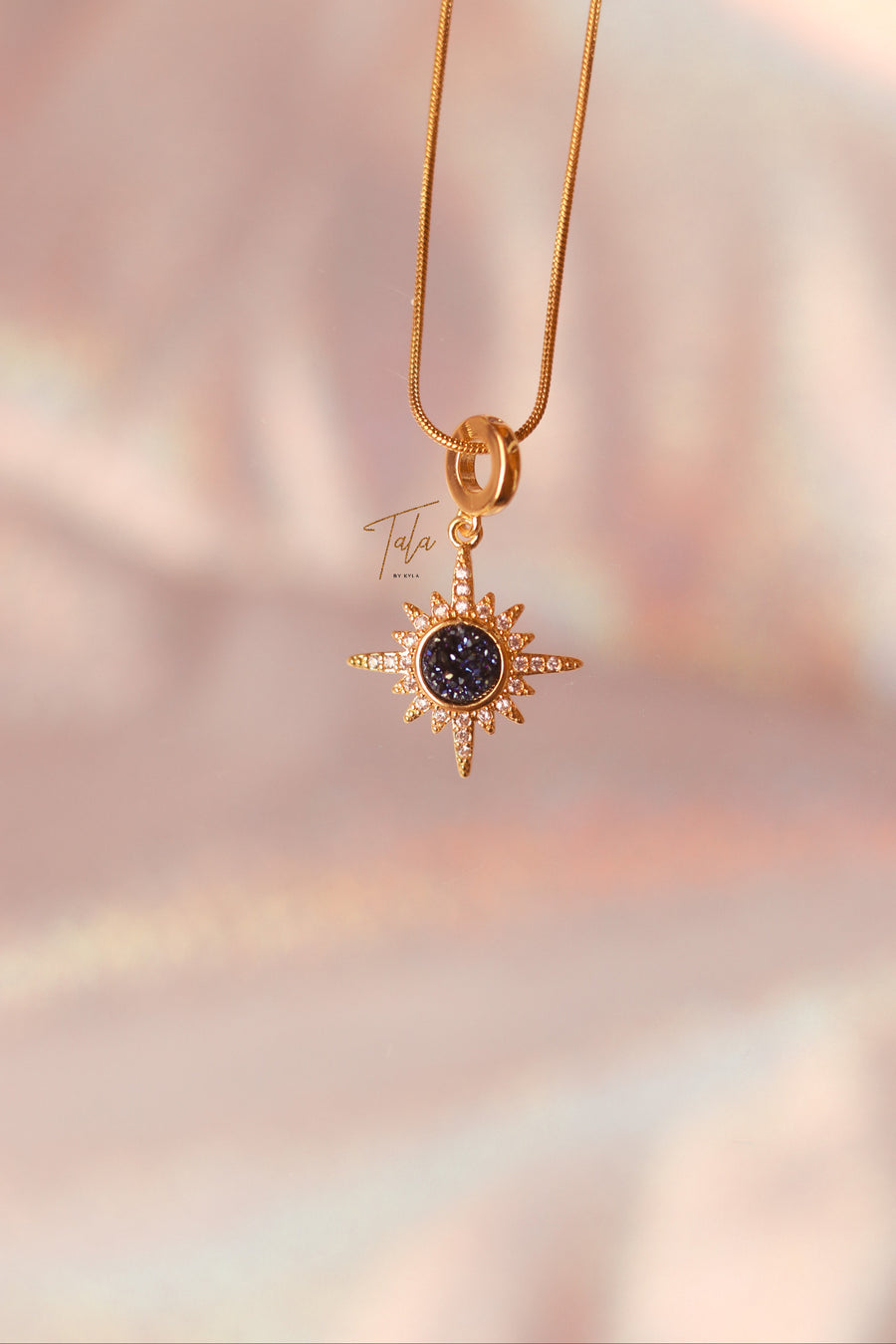 Tala by Kyla Wishing Star Luster Necklaces