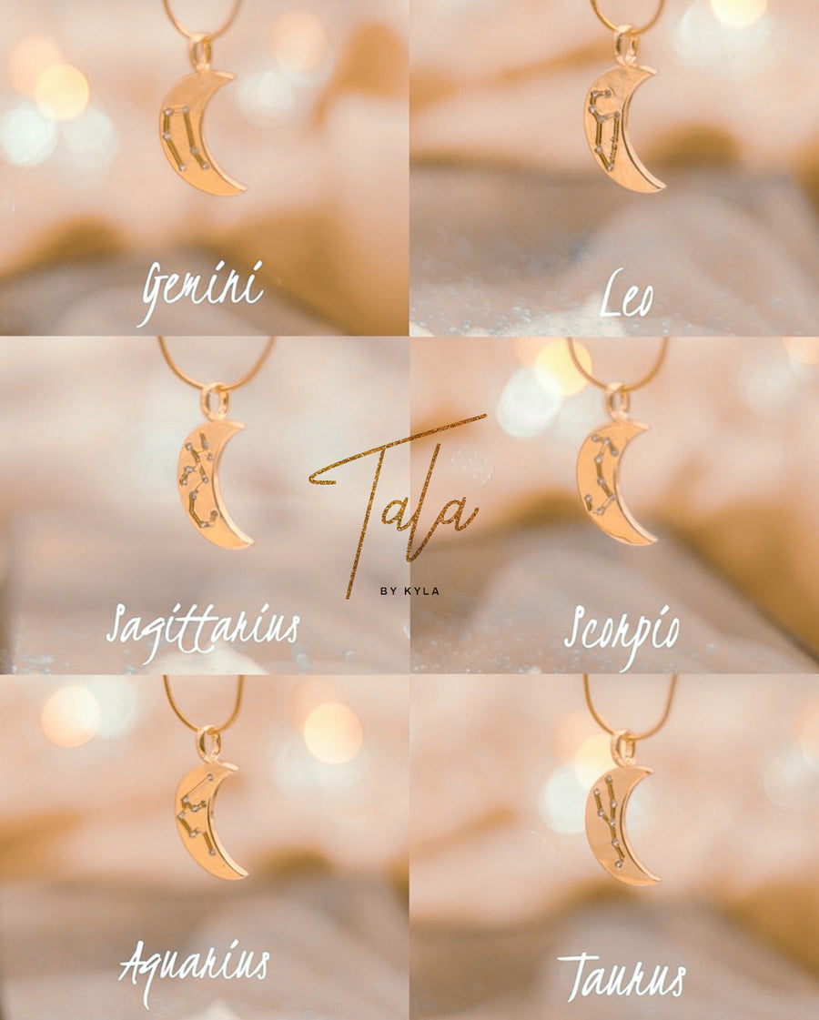 Bloom Luna Constellation Necklace (PRE-ORDER)