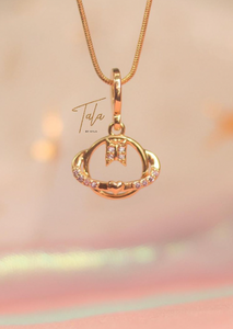 Tala by Kyla We Are Bulletproof Necklace