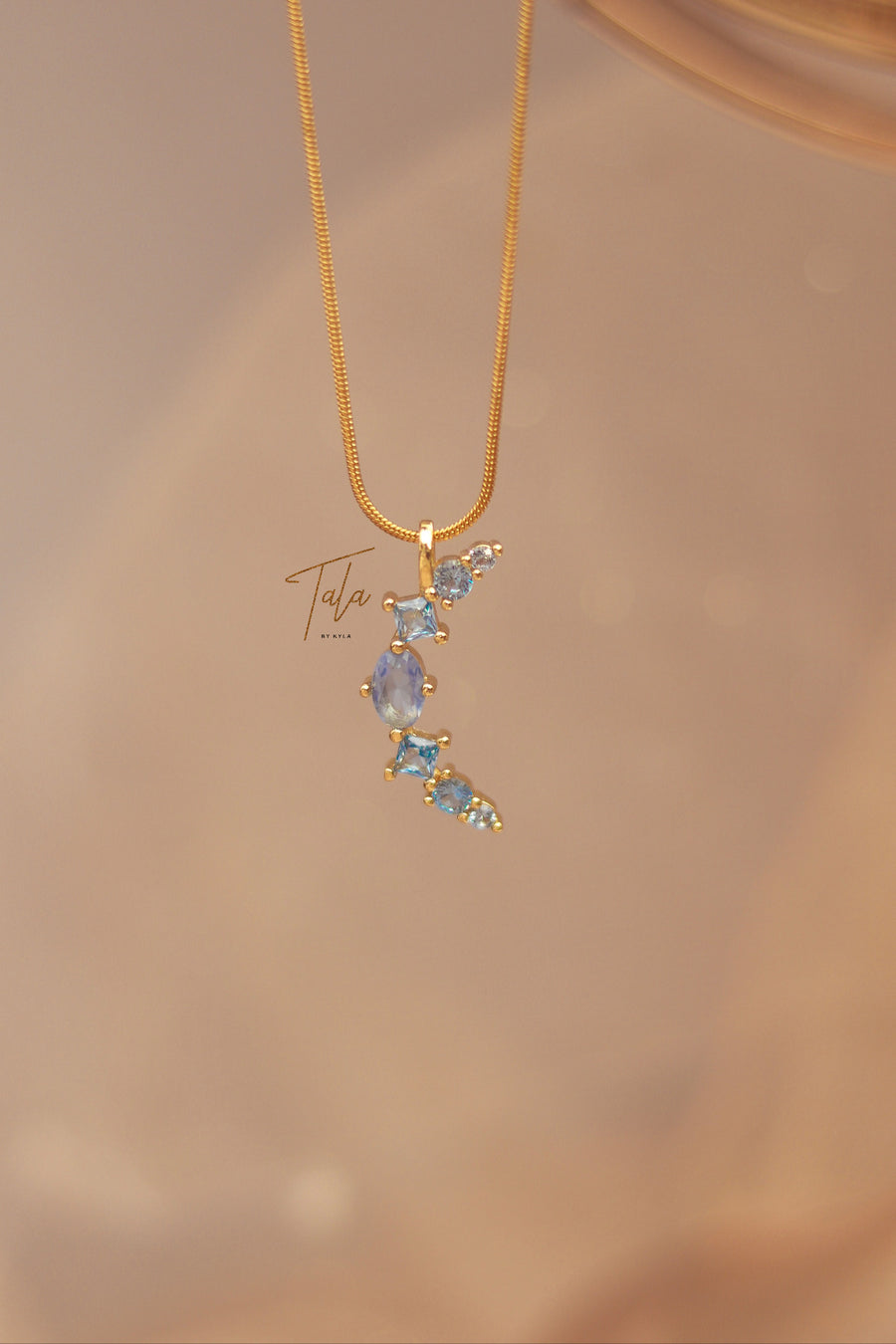 Hotel Del Luna Blue Moon Necklace