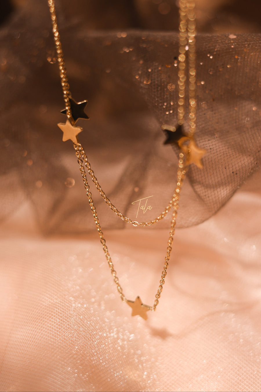 Star Cluster Layered Choker