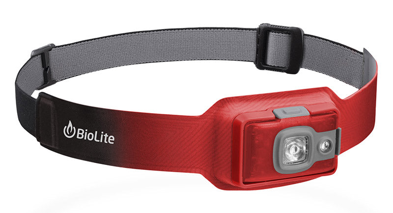 BioLite Headlamp Recharge 200L Red