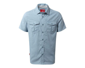 Craghoppers Nosilife Adventure II Short Sleeved Shirt