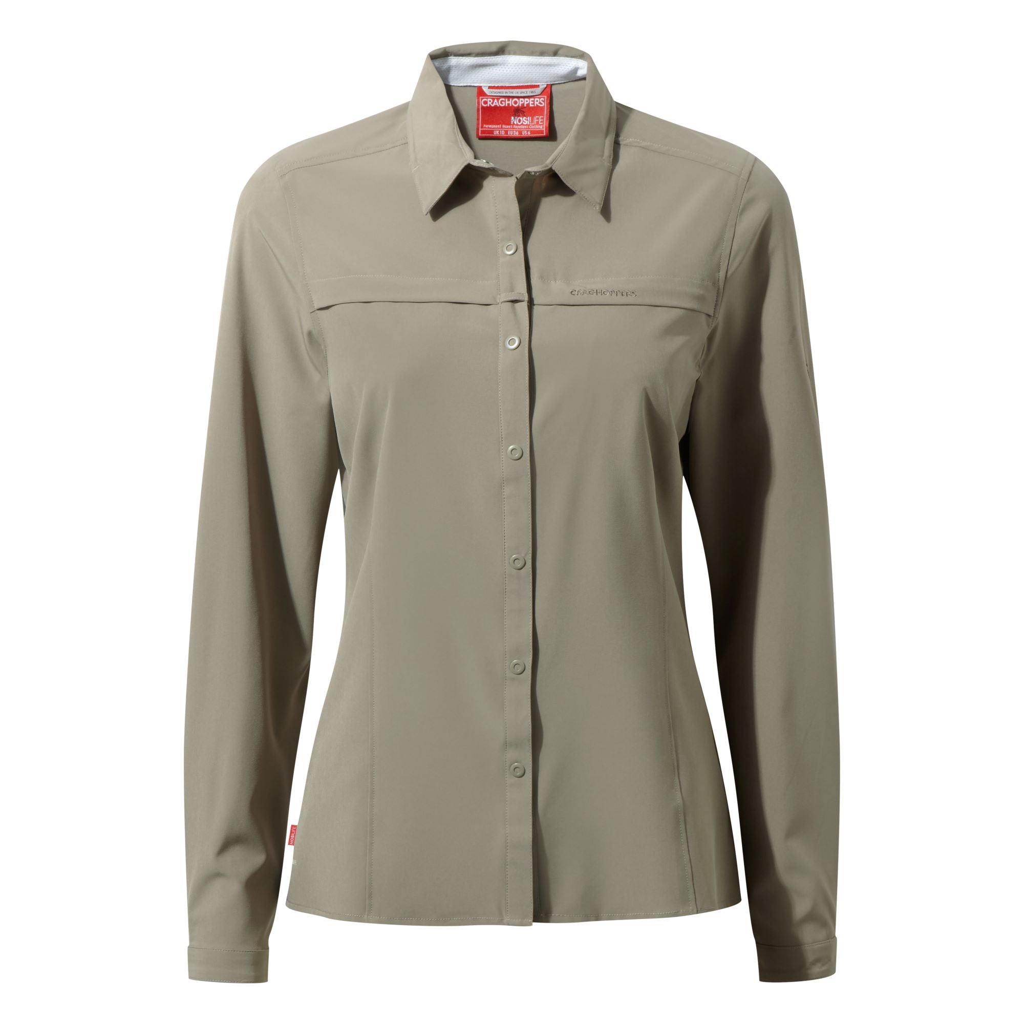 Craghoppers NosiLife Pro LS Shirt (Womens)