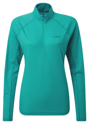 Rab Pulse LS Zip Womens