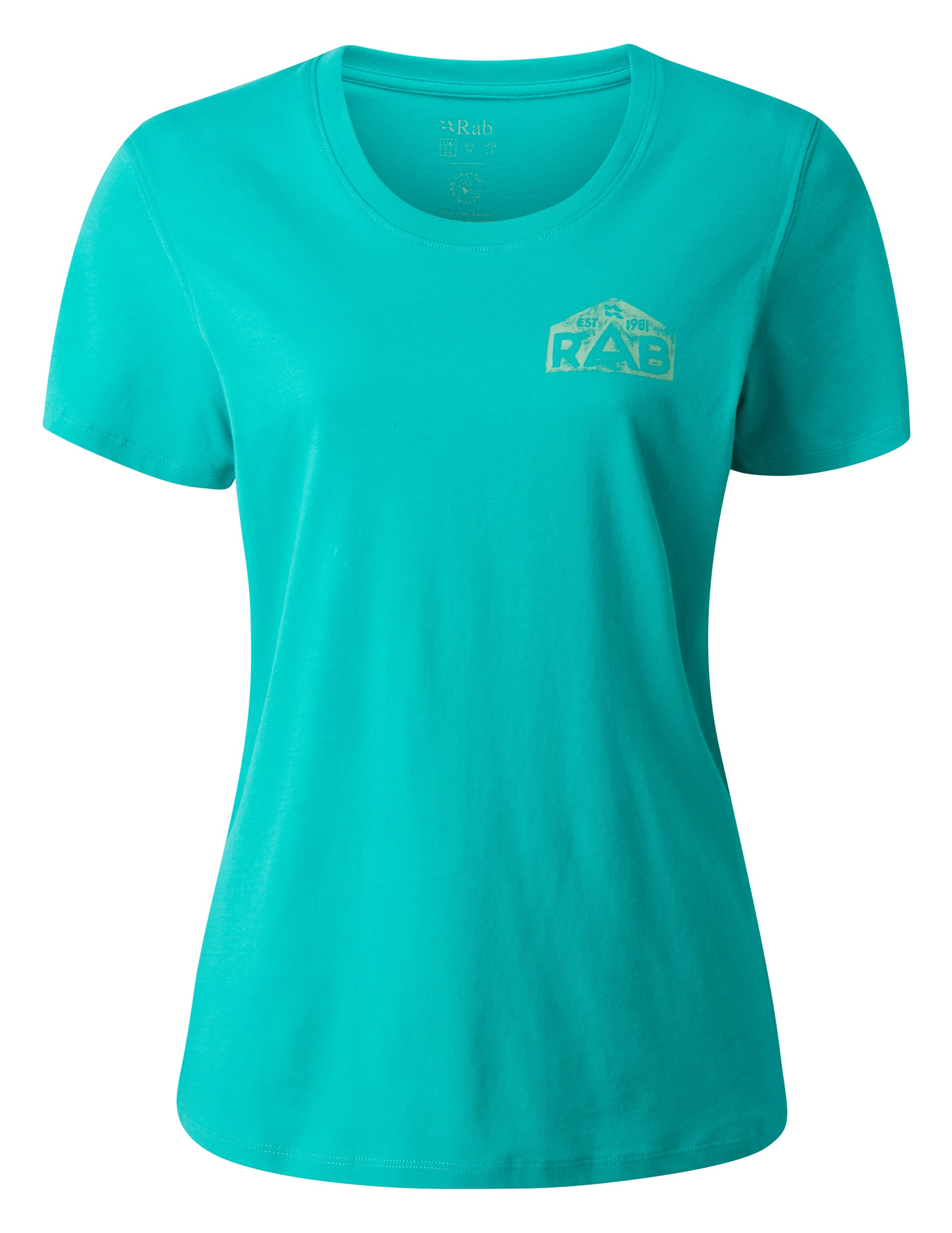Rab Stance Hex Tee Womens