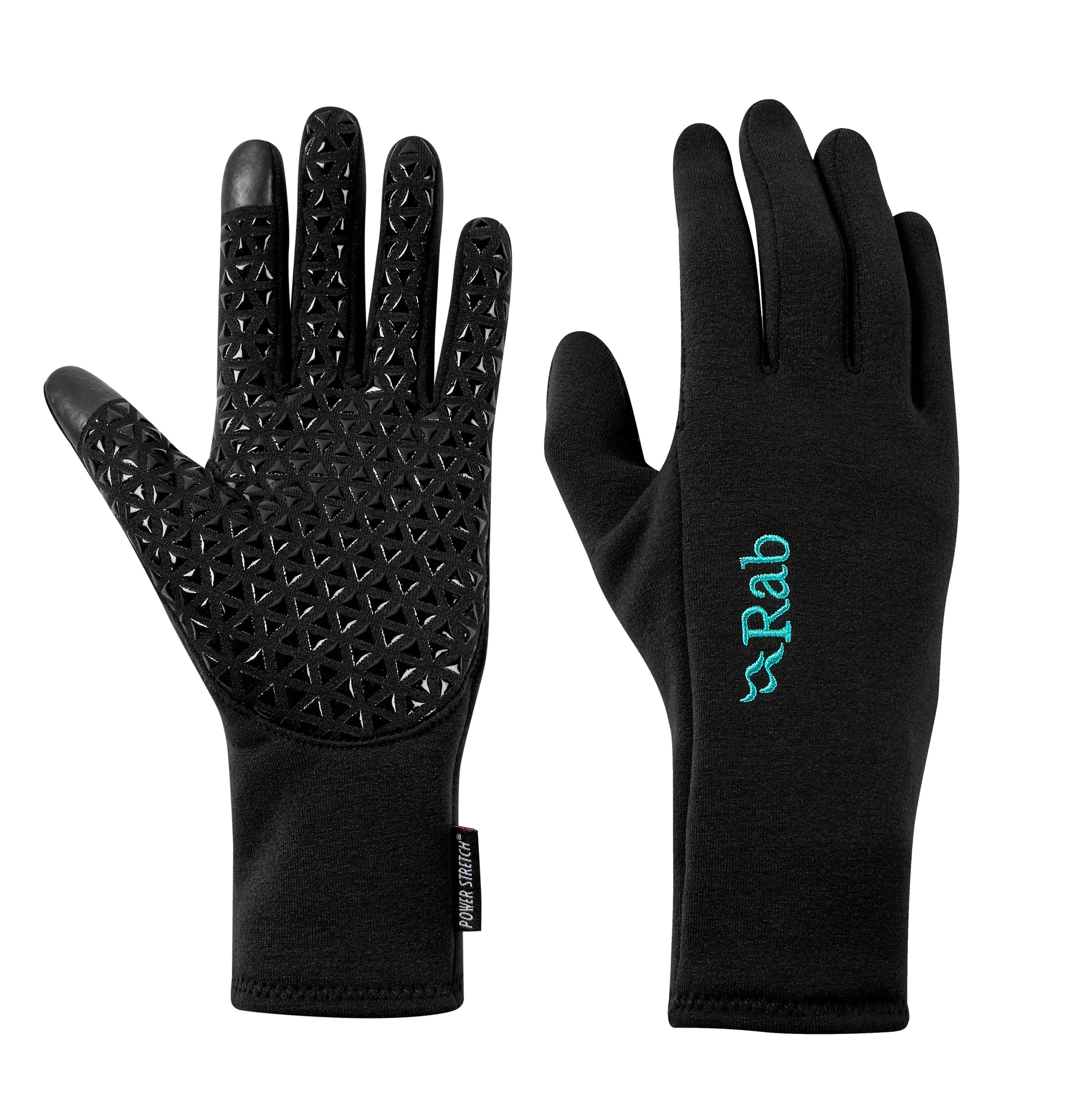 Rab Power Stretch Contact Grip Glove Womens