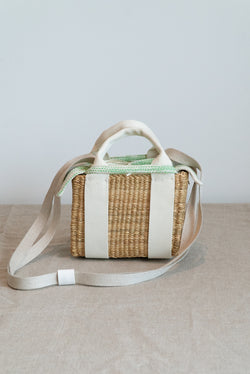 Muun Charly Bag with Green Pouch