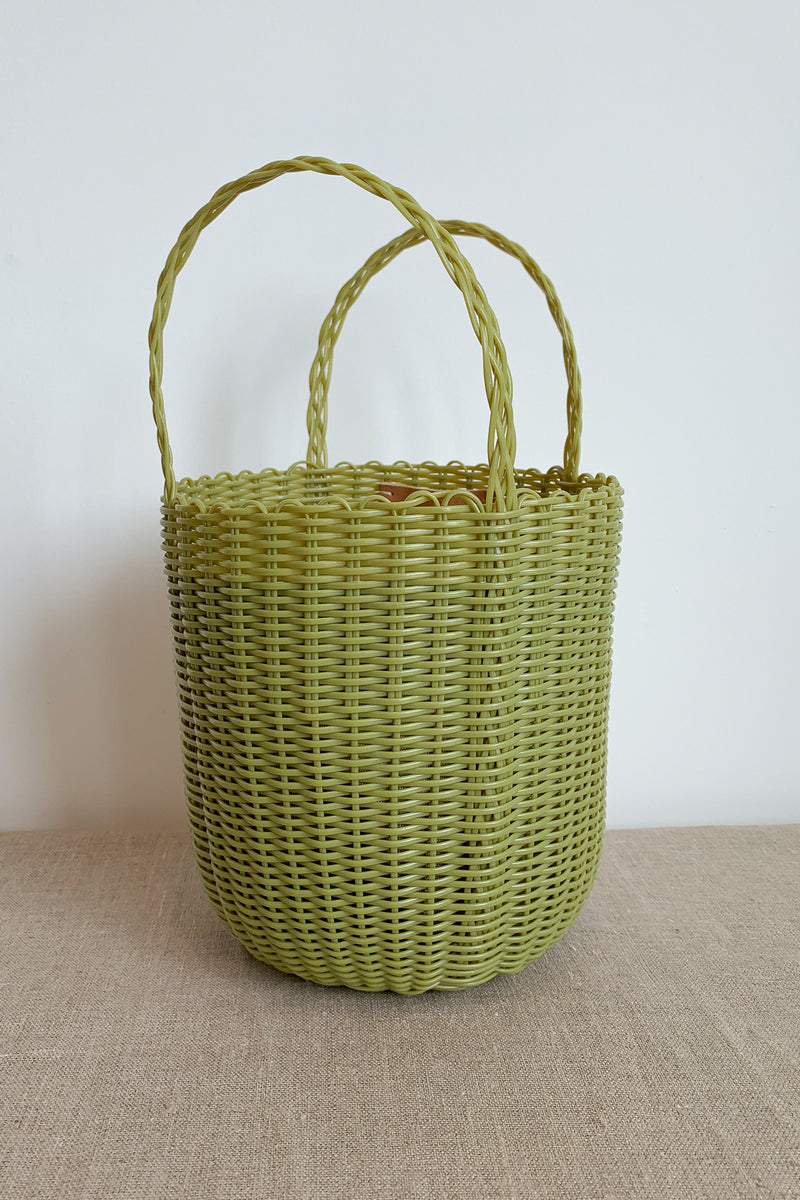Palorosa Bucket Bag in Pistachio