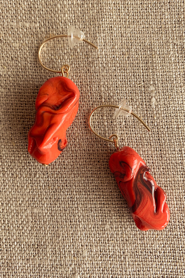 Sisi Joia Molten Glass Earrings