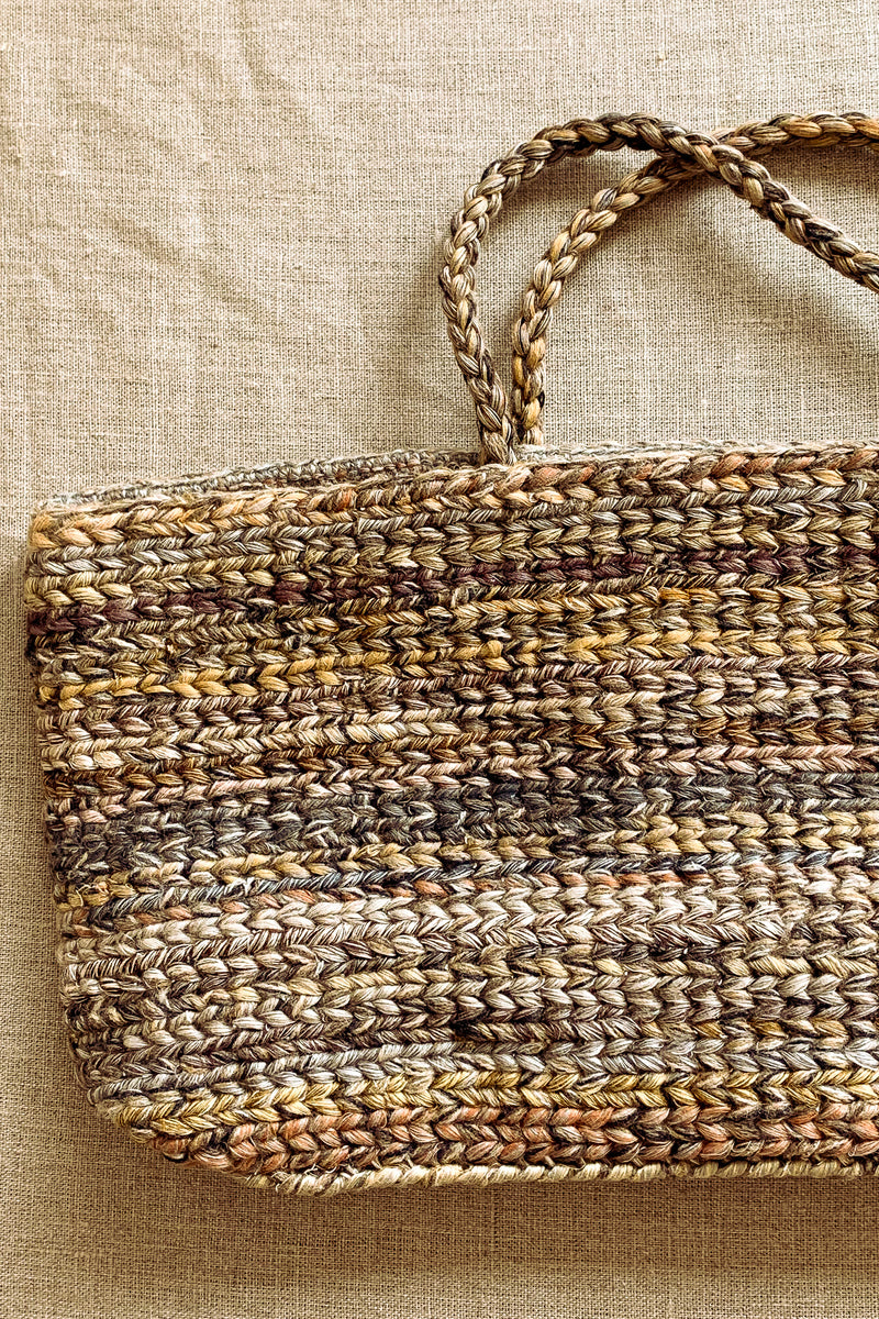 Sophie Digard Multicoloured Wool Bag