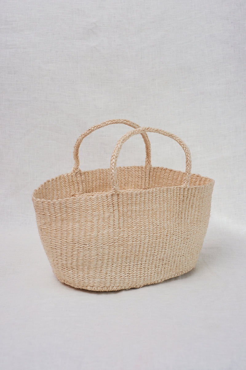 Sophie Digard Small Straw Bag