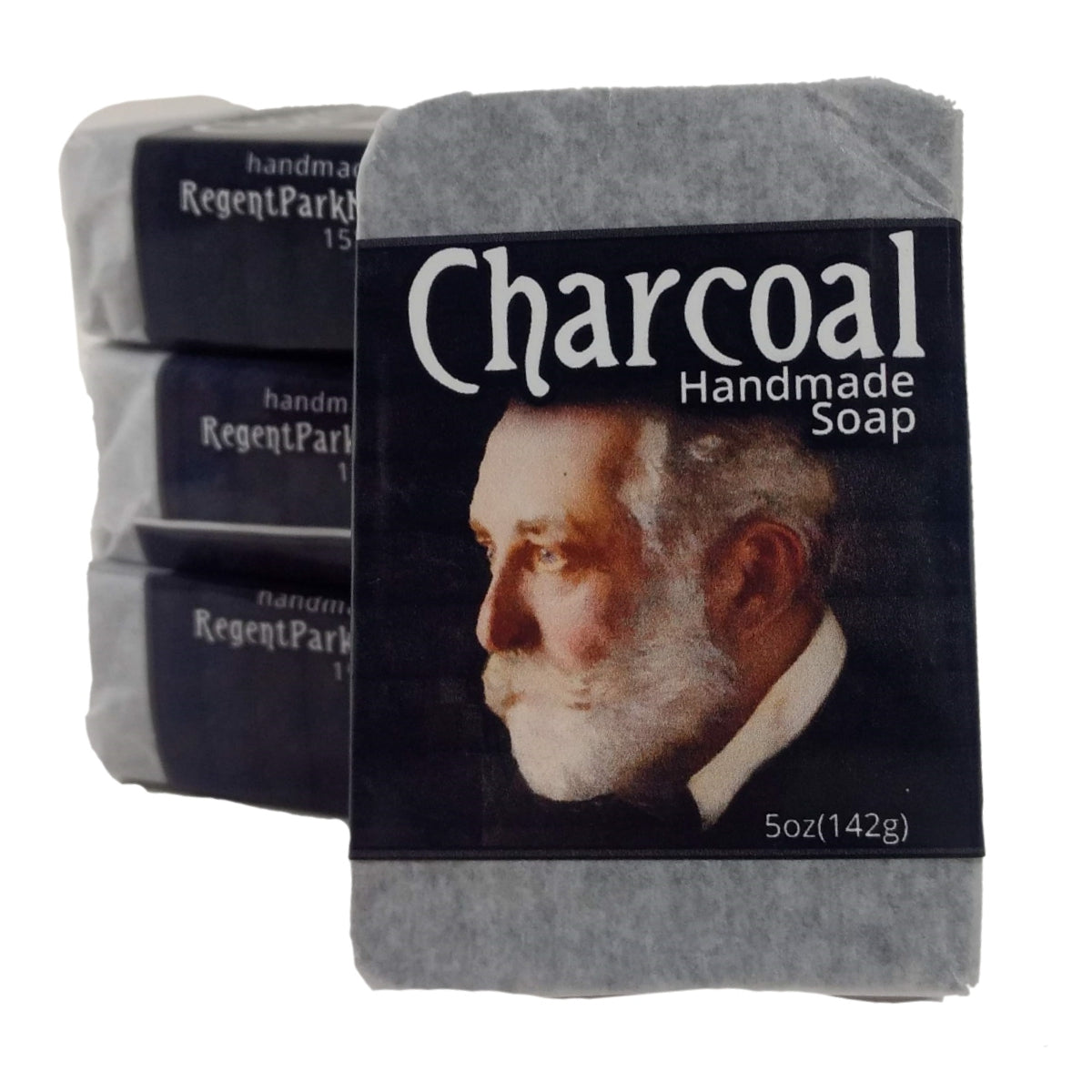 Charcoal and Tea Tree - REGENT PARK NATURALS