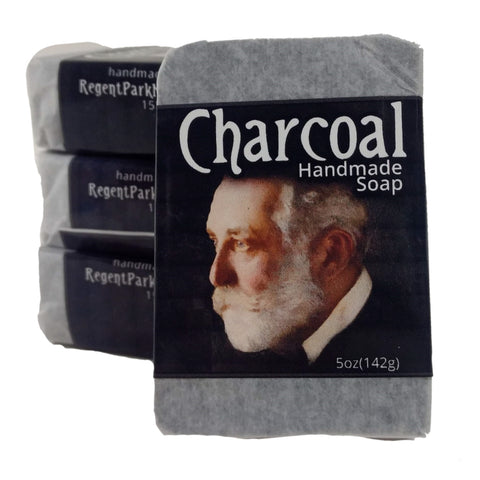 charcoal and tea tree soap all natural