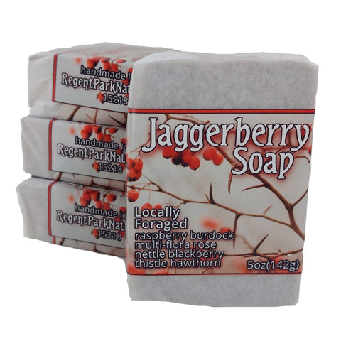 jagger berry soap thorns all natural