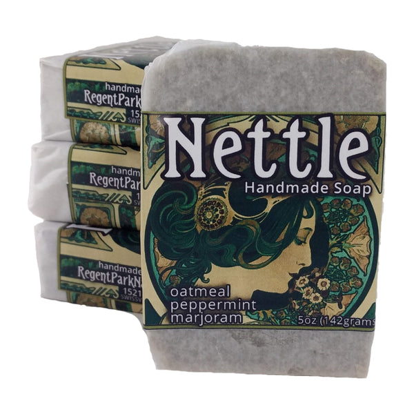 nettle soap all natural