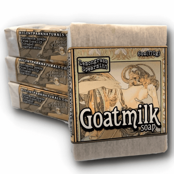 goat milk soap for eczema