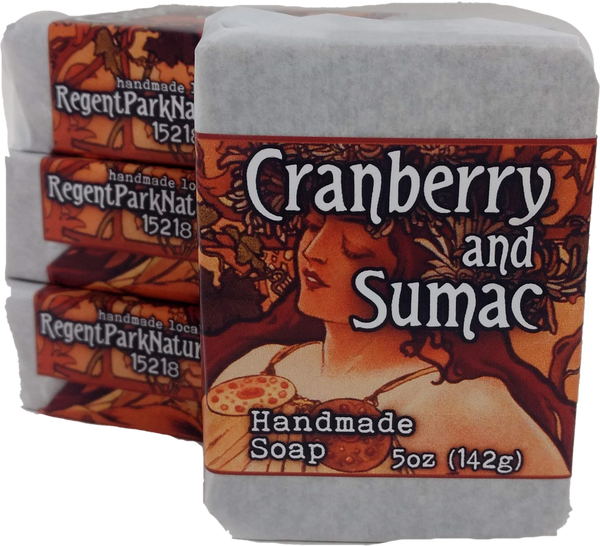 Sumac and Cranberry - REGENT PARK NATURALS