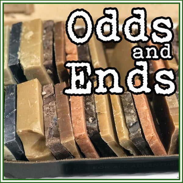 Odds and Ends Soap